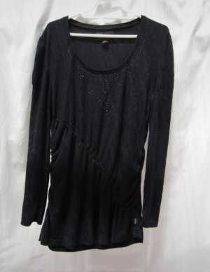Anna Scott Sweat Shirt black