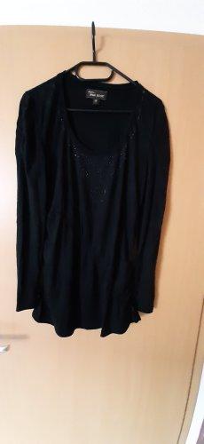Anna Scott Bluzka o kroju koszulki czarny