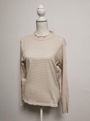 C&A Basics Stripe Shirt natural white
