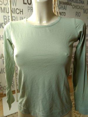 Marie Lund T-shirt verde pallido