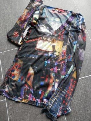 Langarmshirt Bluse von Etoile Du Monde Gr 38