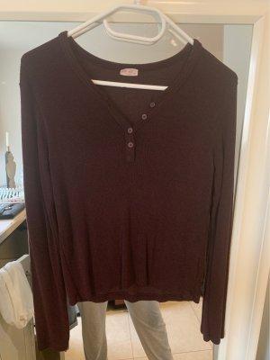 Brandy & Melville Sweat Shirt bordeaux