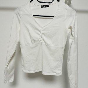 Amisu Lang shirt wit