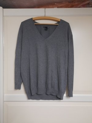 HM Camicia maglia grigio