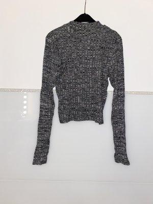 Ann Christine T-shirt grijs-donkergrijs
