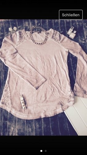 Langarmshirt in rose'