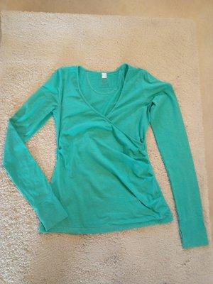 unifit Cache-coeur turquoise coton