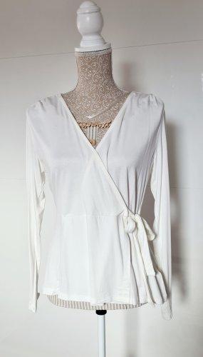 Takko Fashion Maglietta aderente bianco