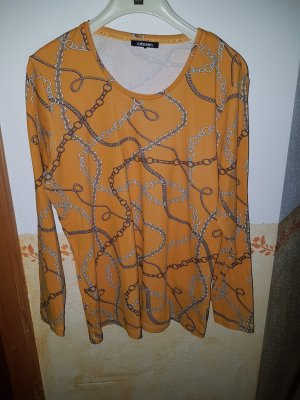Langarmshirt Kettenprint
