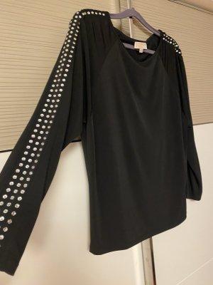 Langarmshirt Marke Michael Kors Gr. M mit Nieten bes
