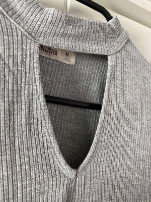 Langarmshirt mit Ausschnitt