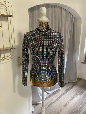 Langarmshirt mit pailetten