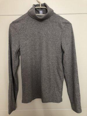 Amisu Turtleneck Shirt grey