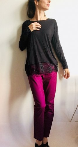 BlendShe Camicia lunga nero