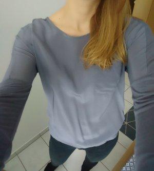 langarmshirt mit Seide von set