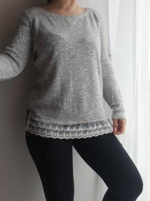 langarmshirt. Pullover. C&A. gr 38