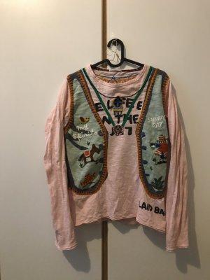 Langarmshirt/ Pullover, Größe S