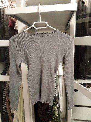 keine Sweatshirt lichtgrijs-grijs