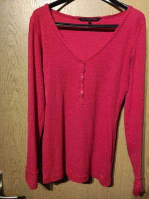 Blue Motion Crewneck Sweater red