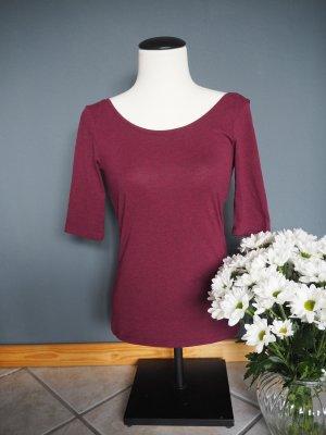 Langarmshirt - Shirt - Gr. S