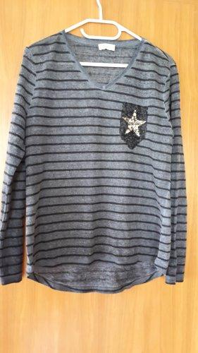Aniston Koszulka z długim rękawem Wielokolorowy Poliester