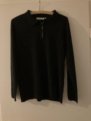 Bluhmod Long Sweater black