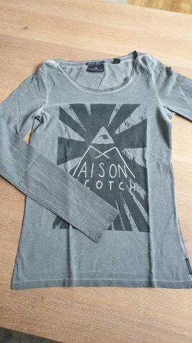 Langarmshirt von Maison Scotch, Gr. M