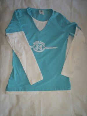 Langarmshirt von Shamp
