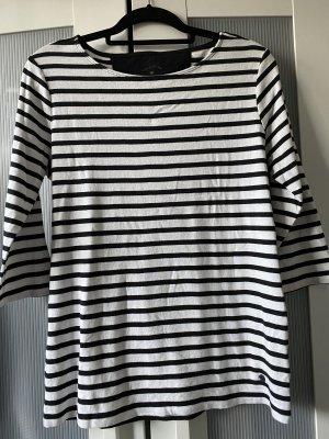 Tom Tailor Stripe Shirt white-black