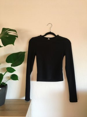 H&M Camisa de tirantes para hombres negro