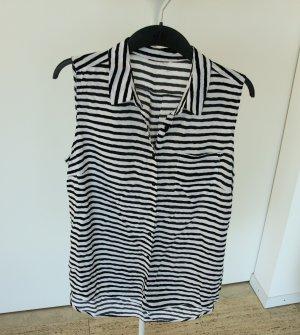 Lange ärmellose Bluse, C&A, Größe 44
