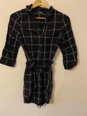 Tally Weijl Blusa larga negro-blanco