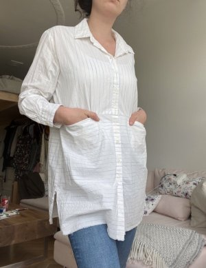 Lange Bluse / Blusenkleid