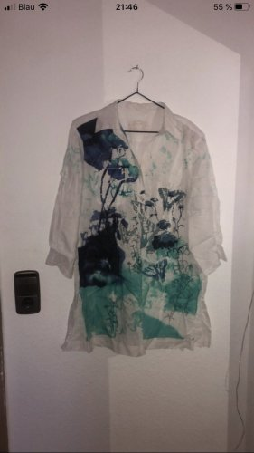 Public Robe chemise multicolore