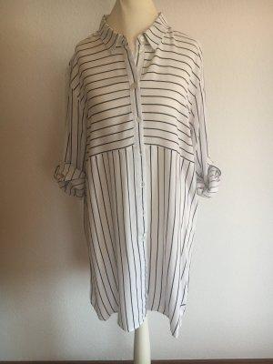 Lange Bluse (Oversize)