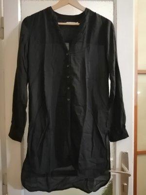 Lange Bluse von Armedangels, schwarz, Größe XS