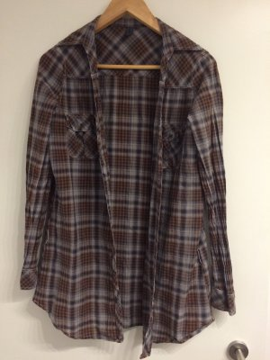 Only Checked Blouse multicolored