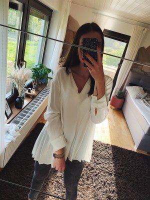Lange Bluse Zara Neu