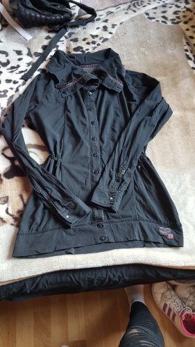 Soccx Long Sleeve Blouse black