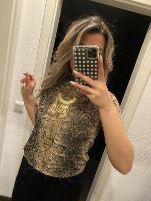 lange goldene H&M Kette