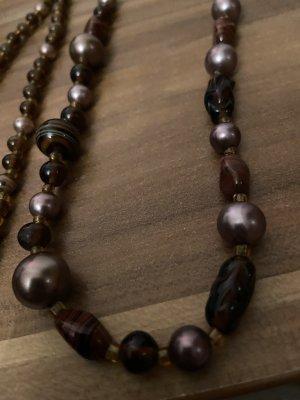 Lange Halskette aus Nachlass