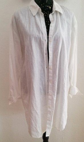 HM Koszulowa sukienka biały