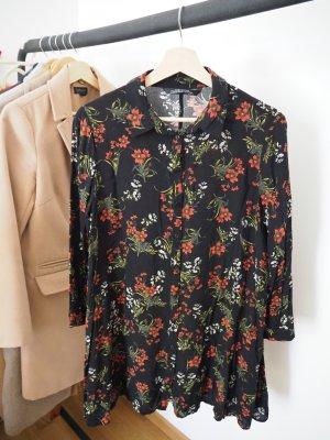 Lange Hemdbluse von Zara
