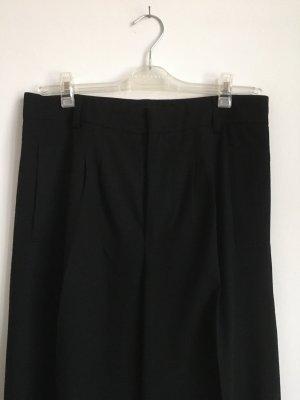 Stefanel Pantalon Marlene noir polyester