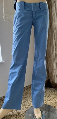 Nolita Pantalón anchos azul aciano Algodón