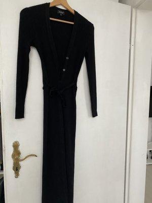 Kookai Długa kurtka czarny