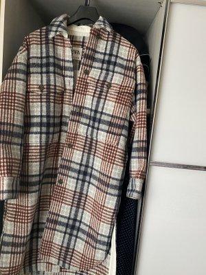 Lange Jacke Überhemd Holzfäller XS Oversized