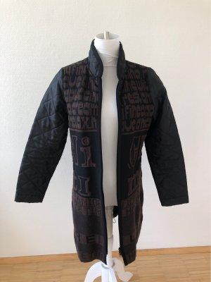 Lange Jacke von Cappuccino Knithouse
