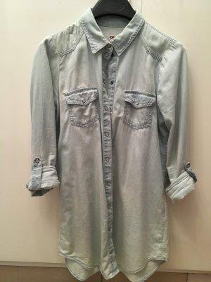 Lange Jeans Bluse von Only