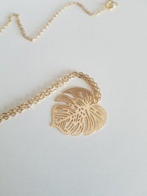 handmade Chaîne en or doré